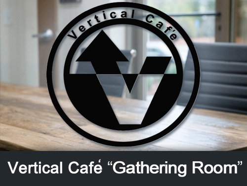 Vertical Cafe Gathering Room