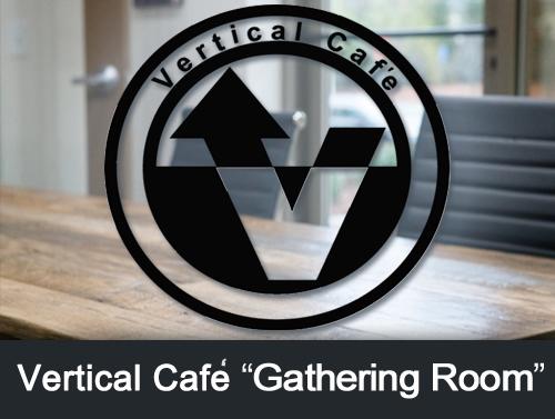 Vertical Cafe Gathering Room